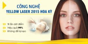 Yellow Laser – Cách chữa trị tàn nhang hiệu quả nhất 2015