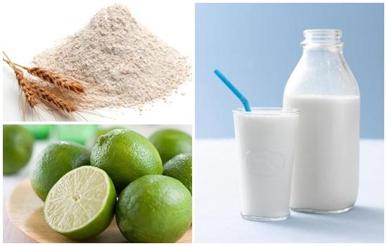 Kem đặc trị nám tàn nhang hiệu quả nhất hiện nay với chanh và sữa