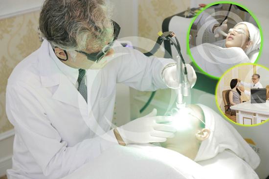 Yellow Laser an toàn tuyệt đối cho da