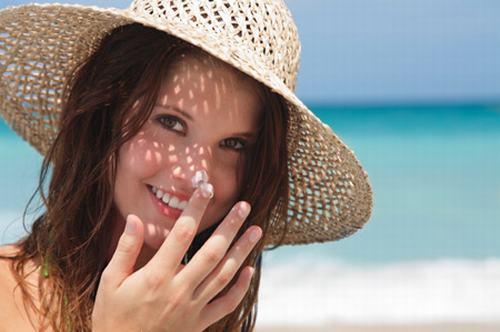 Bảo vệ làn da trước ánh nắng mặt trời