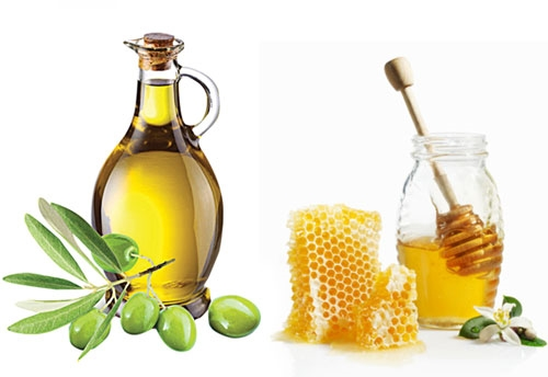 Trị tàn nhang ở má với dầu o liu