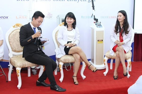 TS. Bác sĩ Huỳnh Thị Tuyết Như chia sẻ về thuốc dạng viên uống trị nám tàn nhang