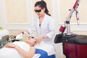 Công nghệ điều trị tàn nhang Yellow Laser – Advanced