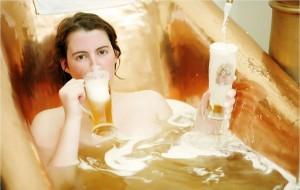 Cách làm đẹp da bằng bia với từng công dụng