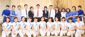 Đội ngũ bác sĩ chuyên khoa da tại Thẩm mỹ viện Đông Á