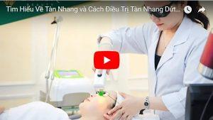 Video trị tàn nhang tại TMV Đông Á