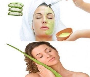 Cách đắp mặt nạ nha đam trị mụn sáng da kết hợp với khoai tây nghiền