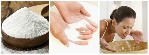 Kiên trì rửa mặt bằng bột gạo mỗi ngày để có hiệu quả tốt nhất
