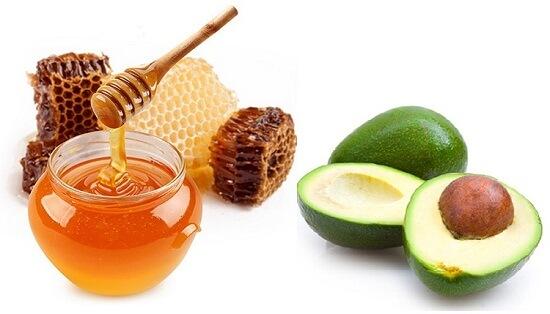 Cách trị nám tàn nhang trên mặt bằng mật ong + bơ