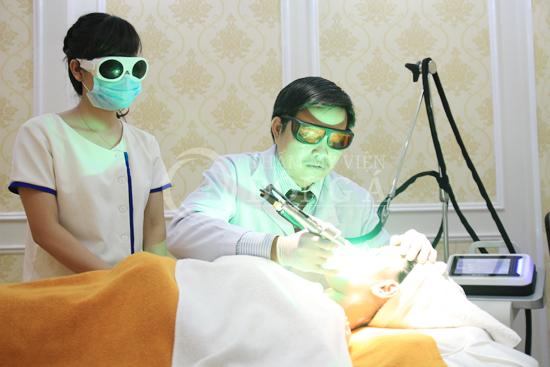 Bật mí bí quyết làm đẹp da bằng công nghệ Yellow Laser - Advanced 3